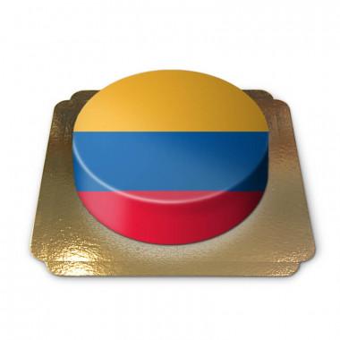 Gâteau Colombie