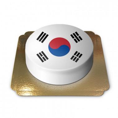 Gâteau Corée du Sud