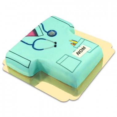 Gâteau infirmière