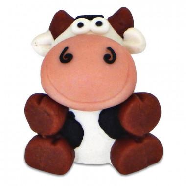 Vache en pâte d'amande