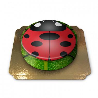 Gâteau-Coccinelle