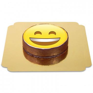Gâteau Sacher Emoji Rires