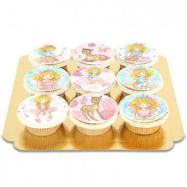 Cupcakes enchanteurs avec la fée Lili-Rose
