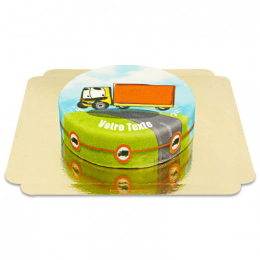 Gâteau camion