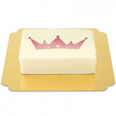 Gâteau avec logo - 20 x 14 cm (S)