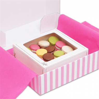 Macarons (16) - collection classique