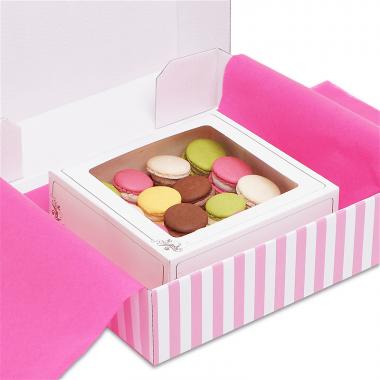 Macarons (16) - collection classique