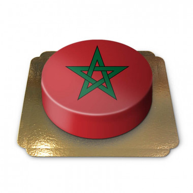 Gâteau Maroc