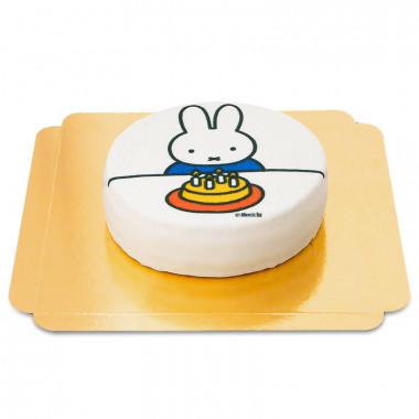 Gâteau Anniversaire Miffy le lapin