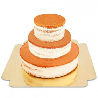 Naked Cake - 3 étages