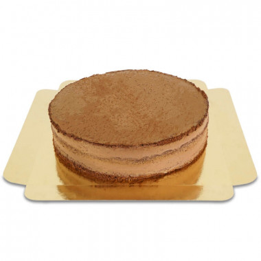 Naked Cake Chocolat - Taille L