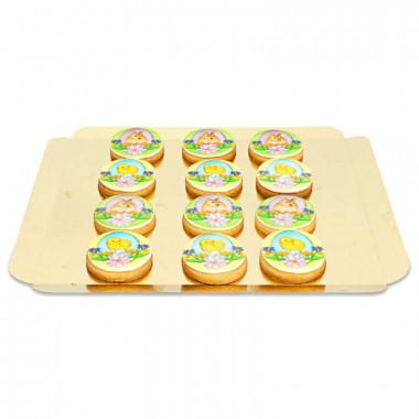 Biscuits de Pâques (12 pièces)