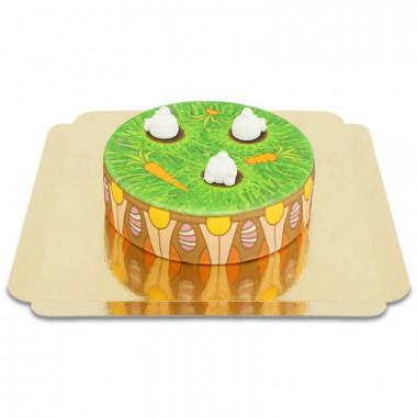 Gâteau avec petites fesses de Lapins