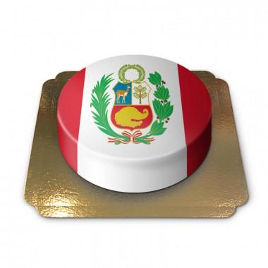 Gâteau Pérou