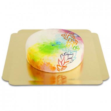 Gâteau Splash fantaisie