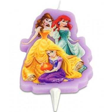 Bougie 3 Princesses