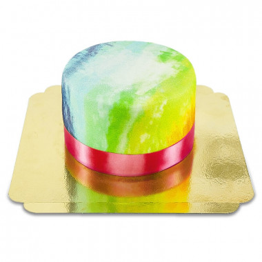 Gâteau Gay Pride