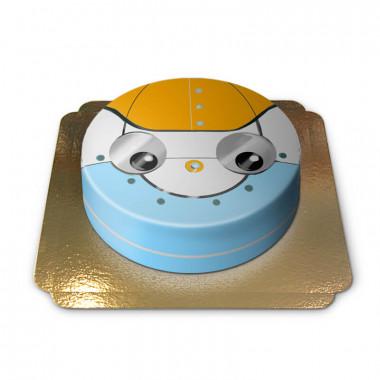 Gâteau Robot