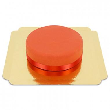 Gâteau Rouge avec ruban