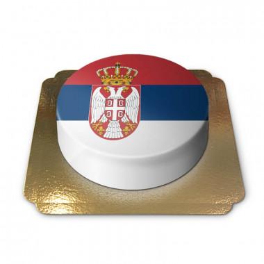 Gâteau Serbie