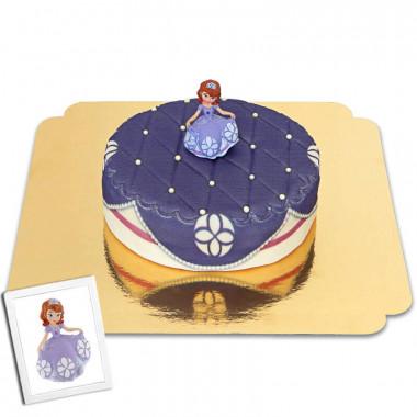 Princesse Sofia sur Gâteau matelassé
