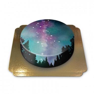 Gâteau Ciel étoilé
