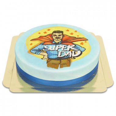 Gâteau Super-Papa