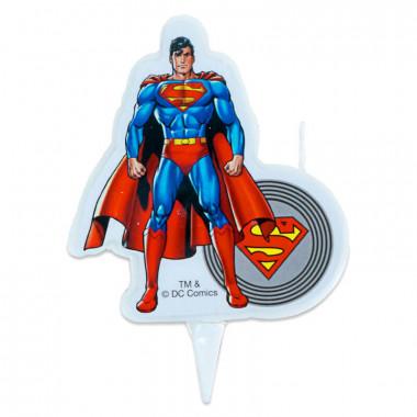 Bougie Superman