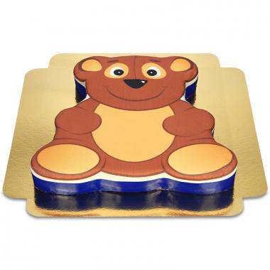 Gâteau ourson