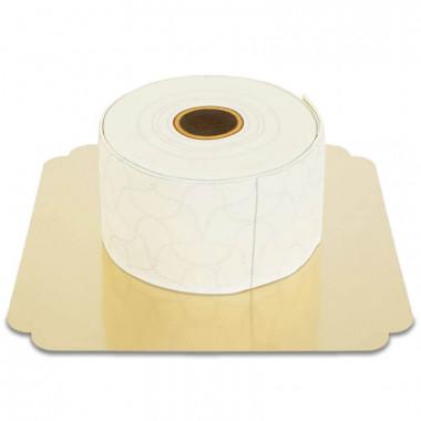 Gâteau en forme de papier toilette deluxe