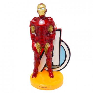 Bougie Iron-Man