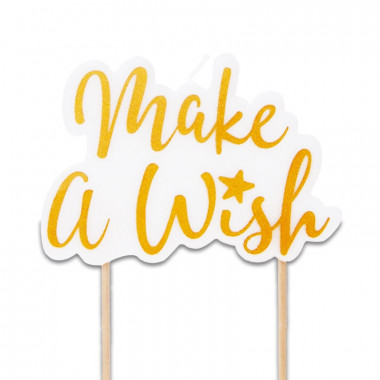 Bougie Make a Wish Or