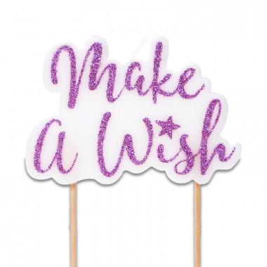 Bougie Make a Wish Rose