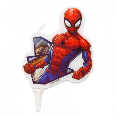 Bougie Spiderman