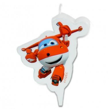 Bougie Jett de Superwings