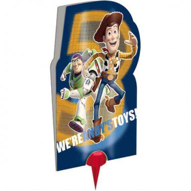 Fontaine à gâteau Toy Story