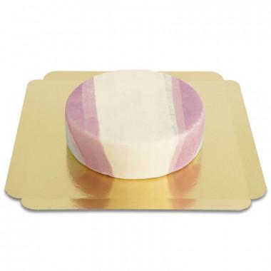 Gâteau de la fierté Transgenre