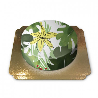 Gâteau Tropical