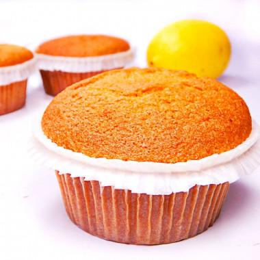 Muffins au citron (9 pièces)