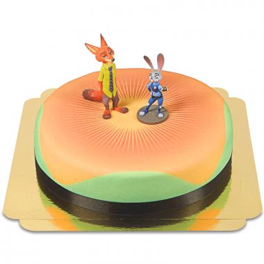 Zootopie - Judy & Nick