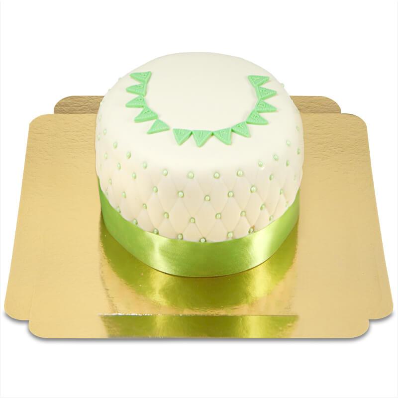 Happy Birthday Deluxe zielony
