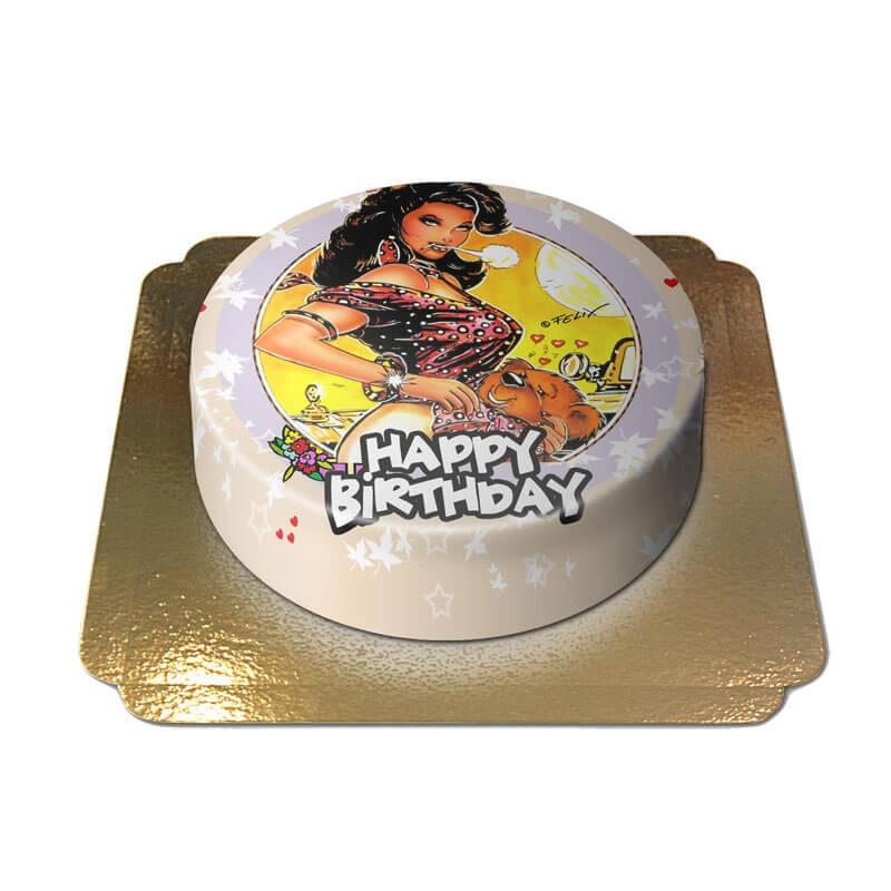 Happy Birthday Erotiktorte