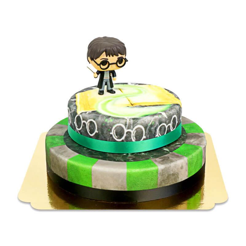 Harry Potter sur Gâteau basilique