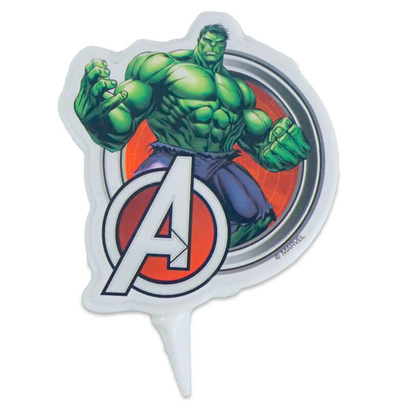 świeczka Hulk