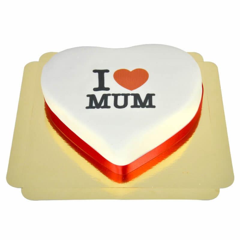 Tort I ♡ Mum
