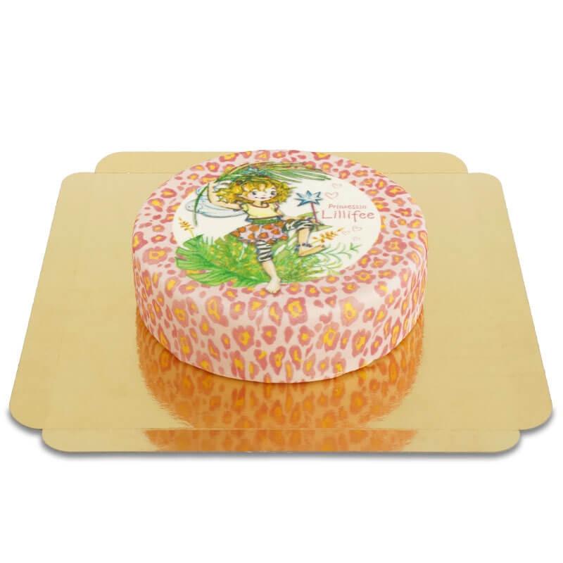 Tort lampardzi z księżniczką Lillifee