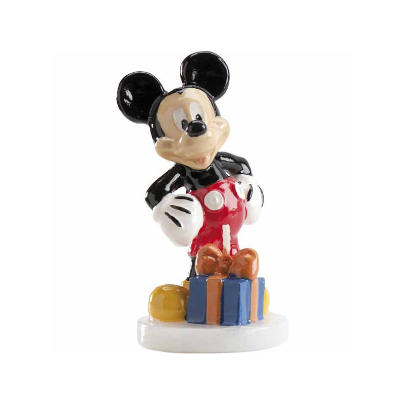 Świeczka na tort - Myszka Miki