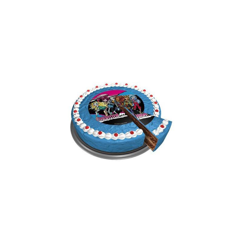 Dekoracja na tort Monster High