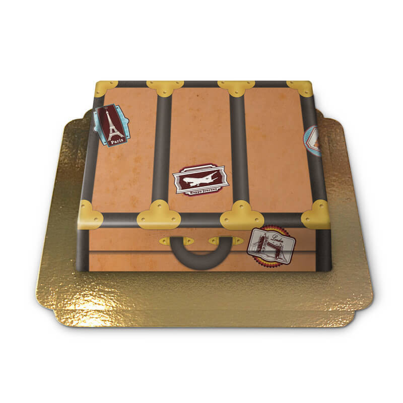 Gâteau bon voyage