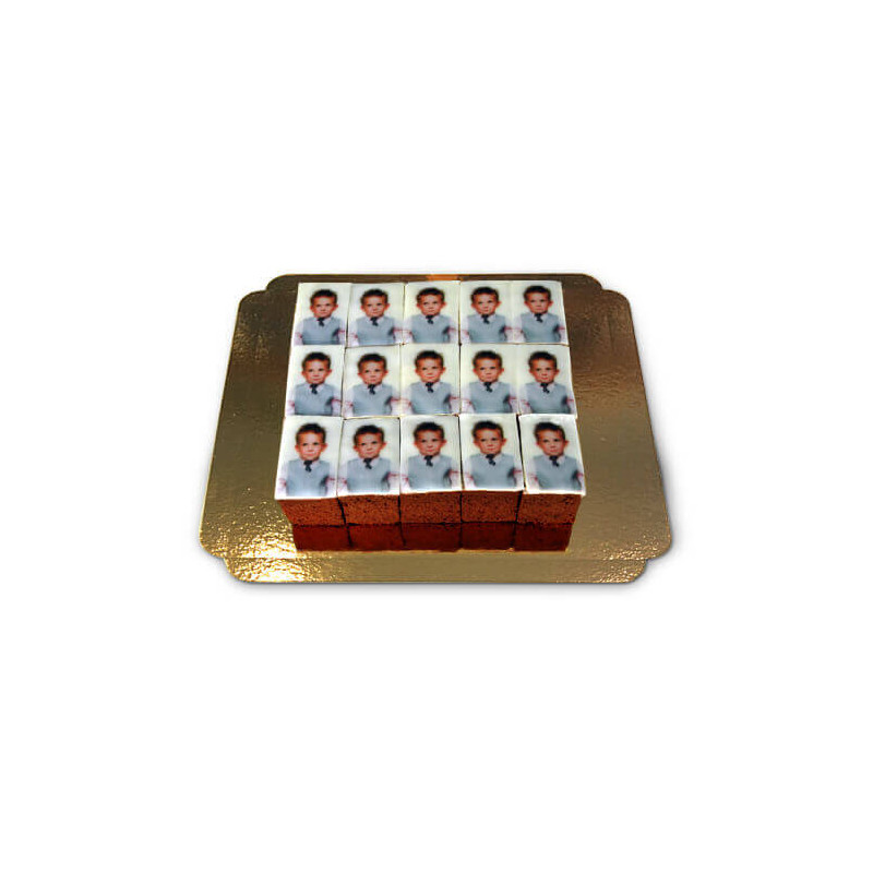 30 Mini-gâteaux